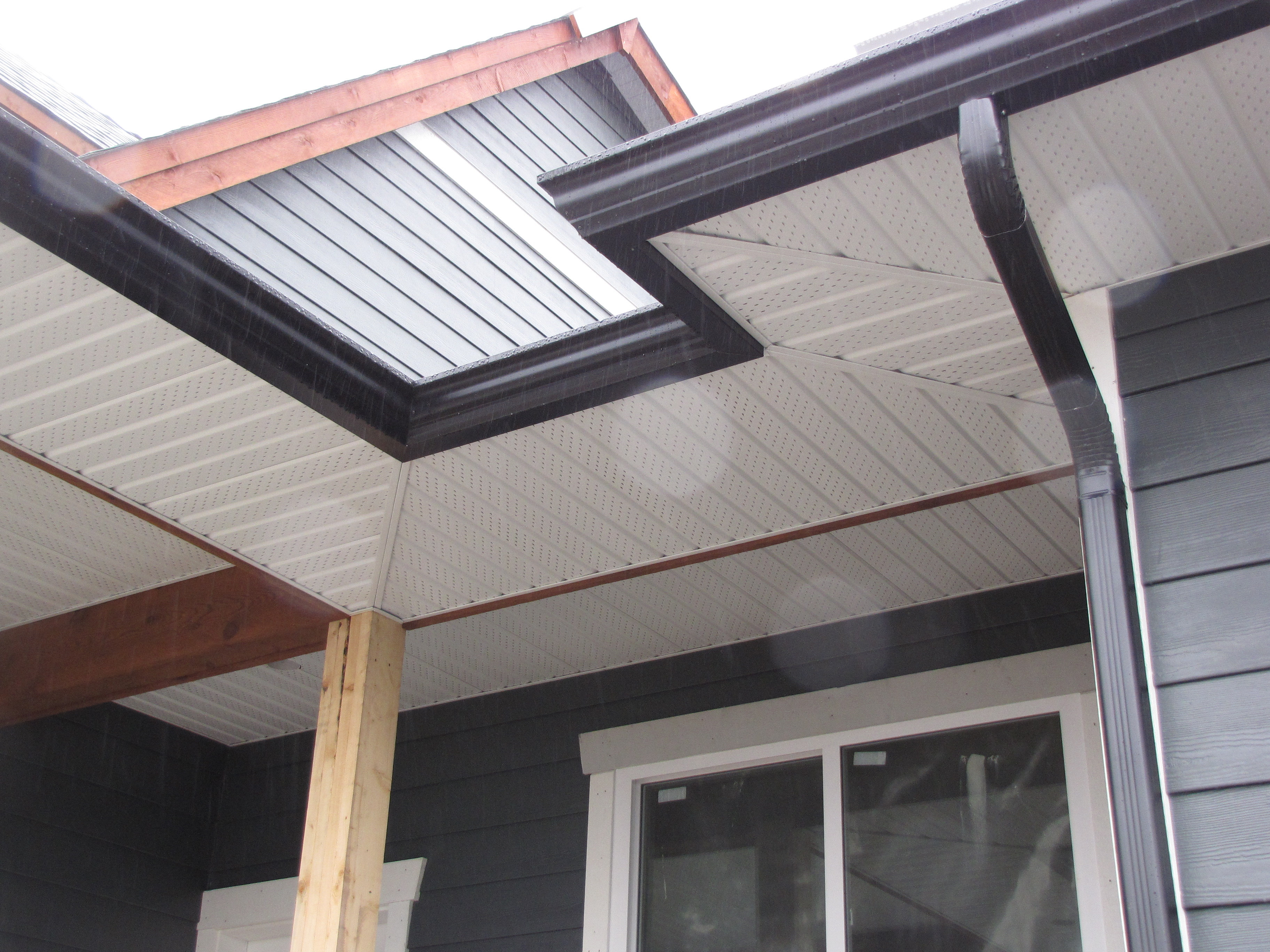 Aluminum Soffits Atc Home Solutions Inc