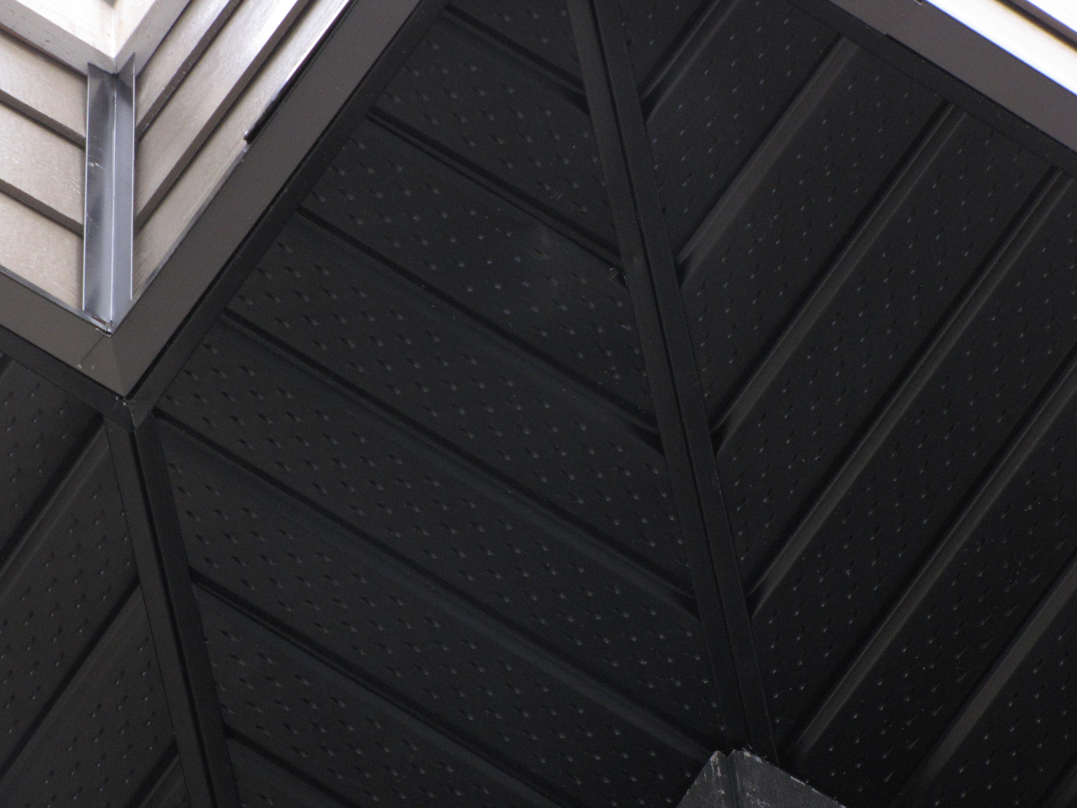 Aluminum Soffits Atc Home Solutions Inc